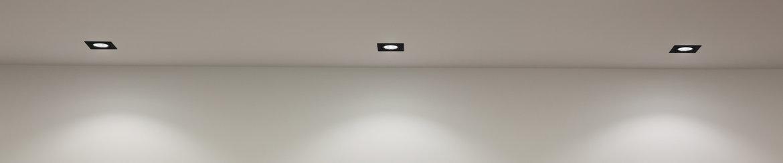 LED-Inbouwspots-Vierkant