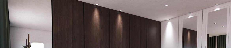 LED-Inbouwspots-Slaapkamer