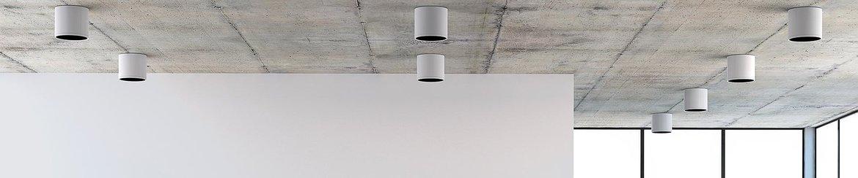 LED-Opbouwspots-Wit