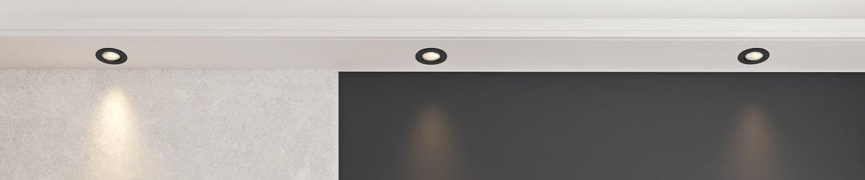 LED-Inbouwspots-Zwart