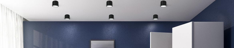 LED-Opbouwspots-Dimbaar