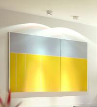 Schilderij belichten met LED inbouwspots