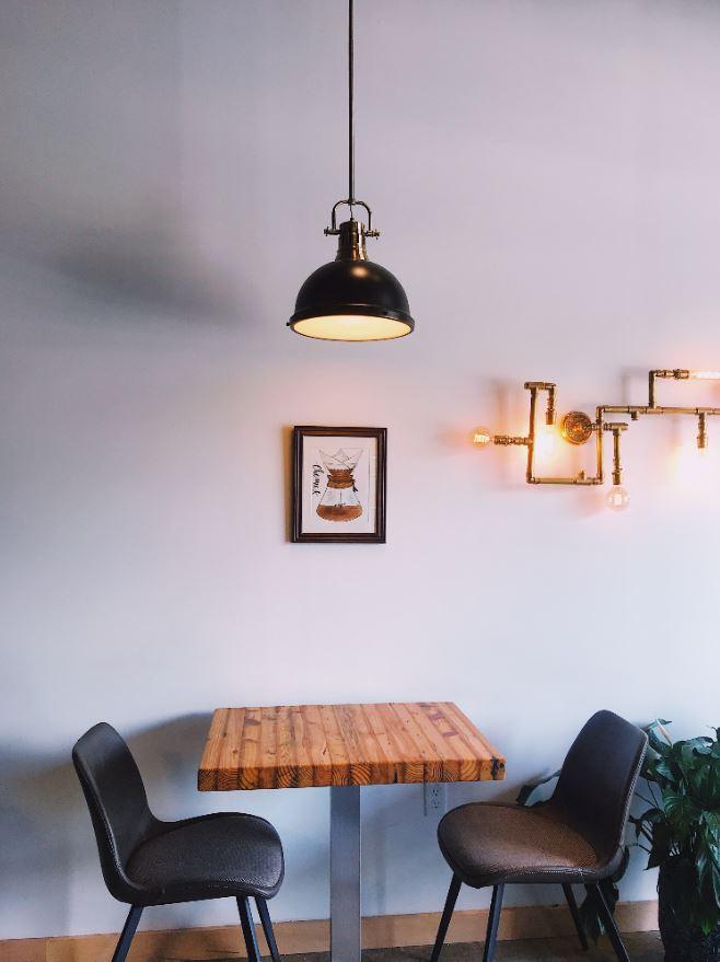 woonkamer verlichting hanglamp