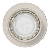 Philips GU10 LED Inbouw Spot Berlin Satijn Nikkel_