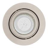 Philips GU10 LED Inbouwspot Madrid Satijn Nikkel_