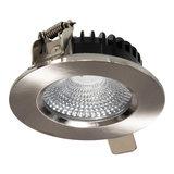 230 Volt LED Inbouwspot Nikkel_