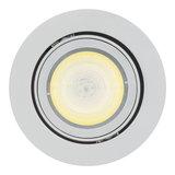 HUE Philips Ambiance GU10 LED Inbouwspot Madrid Zilver Grijs_