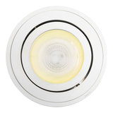 HUE Philips Ambiance GU10 LED Opbouwspot Rome Wit_