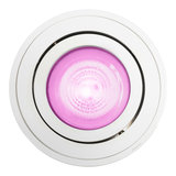 HUE Philips White & Color GU10 LED Opbouwspot Rome Wit_