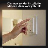 HUE Philips White & Color GU10 LED Inbouwspot Lais Wit_