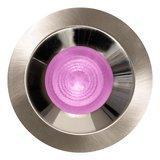 HUE Philips White & Color GU10 LED Inbouwspot Lais Nikkel_