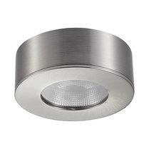LED Opbouwspot Dimbaar Nikkel