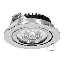 230 Volt LED Inbouw Spot Dimbaar Chroom