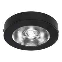 Opbouw Spot LED Dimbaar Zwart