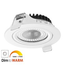 230 Volt LED Inbouwspot Wit