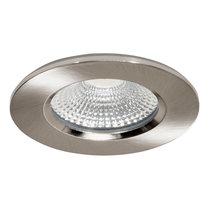 230 Volt LED Inbouwspot Nikkel