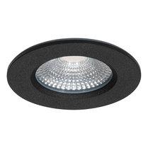230 Volt LED Inbouwspot Zwart
