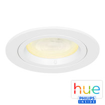 HUE Philips Ambiance GU10 LED Inbouw Spot Amsterdam Wit