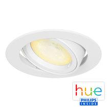 HUE Philips Ambiance GU10 LED Inbouwspot Madrid Wit