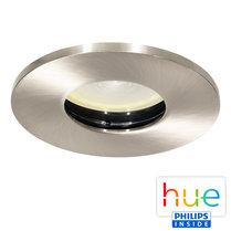 HUE Philips Ambiance GU10 LED Inbouwspot Elisa Nikkel