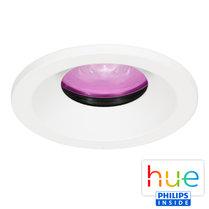 HUE Philips White & Color GU10 LED Inbouwspot Lais Wit