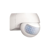 Led bewegingsmelder in witte uitvoering, IP44. Geschikt voor alle led inbouwspots uit onze webshop