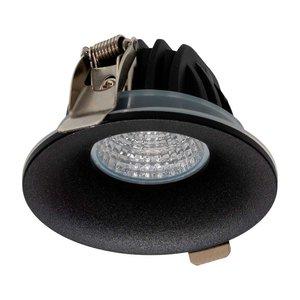 Verdiepte Inbouw LED Spot Zwart