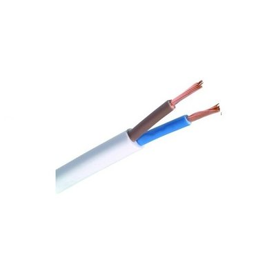 Montagedraad 2 x 0.75mm voor maximaal 10 led inbouwspots