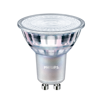 Philips LED Spot GU10 dimbaar - Master 4,9W, vervangt 50 watt Dimtone