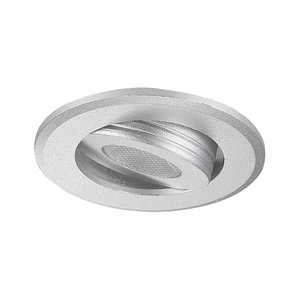 LED Spotje mini Dimbaar Zilver