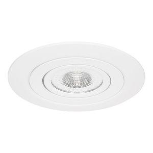 230 Volt LED Inbouw Spot Dimbaar Wit   XL