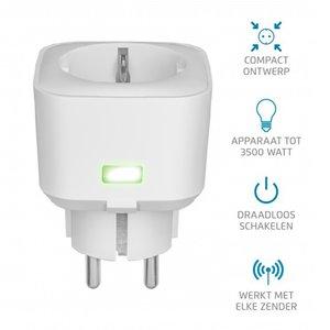 Stopcontact LED Aan / Uit Module