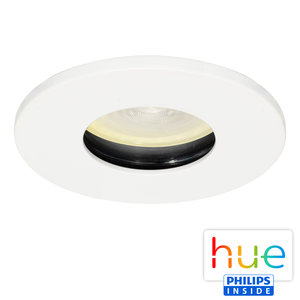 HUE Philips Ambiance GU10 LED Inbouwspot Elisa Wit