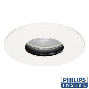 Philips GU10 LED Inbouwspot Elisa Wit