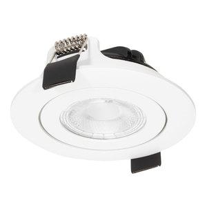 230 Volt Stijlvolle Design Inbouw LED Spot Dimbaar Wit