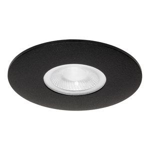 230 Volt Moderne Sfeervolle LED Inbouwspot Dimbaar Zwart