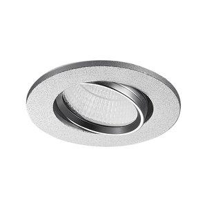 Mini LED Inbouwspot Dimbaar Zilver