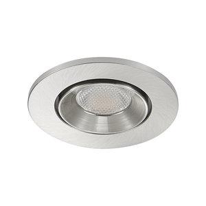 LED Inbouw Spot mini Dimbaar Nikkel